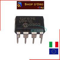PIC16F887-I//P Microcontrollore Microchip PIC 16F887 20Mhz CPU PicKit 877