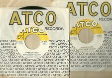 BRIAN AUGER &TRINITY, BUMPIN ON SUNSET/ A DAY IN THE LIFE, ORIGINAL 45,NEAR MINT