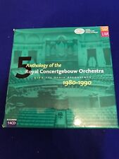 NEW Anthology of the Royal Concertgebouw Orchestra (2009) 14 CD & Booklet Open