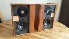 Vintage 1970 Kef - Cresta First Series with T-27 and B110 drivers