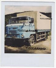 IFA W50 L60 Lastwagen Lkw DDR Technik Farbfoto TOP