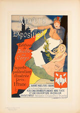 Les Maitres de l'Affiche pl # 116 Anvers Expos by Henri J.E. Evenepole  poster