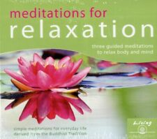 Various Artists : Meditation for Relaxation: Simple Medita CD Quality guaranteed
