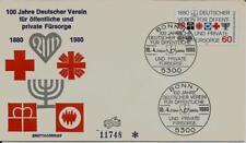 """BRD FDC MiNr 1044 (1f) 100 Jahre Deutscher Fürsorgeverein D.V.f.ö.u.p.F. """"f=vb"""""""