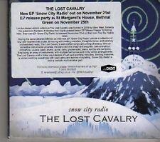 (CR388) The Lost Cavalry, Snow City Radio - 2011 DJ CD