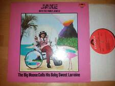 Jake With The Family Jewels - The Big Moose Calls His Baby Sweet Lorraine LP