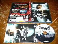Beowulf The Game PC DVD-ROM 2007 UbiSoft Paramount for Windows XP/Vista