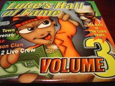 LUKE'S HALL OF FAME VOL 3 LP 1998 RAP DJ PROMO