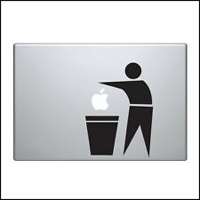 Aufkleber für Macbook Pro Sticker Vinyl laptop recycle air ipad funny mac 13 15