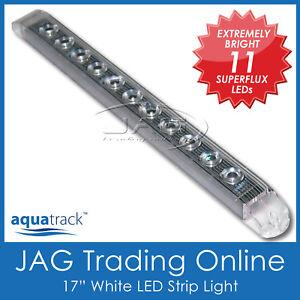 12V 11 S'FLUX LED BOAT/CABIN/TRAILER/TRUCK STRIP LAMP