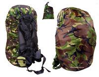 Rucksack Rain Army Camo Waterproof Bag Military Pack Cover Backpack Combat DPM