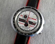 Easy Rider Jacky Ickx by Heuer-Leonidas Vintage Hand Winding Chrono Men's Watch