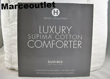 Hotel Collection Luxury Supima Cotton FULL / QUEEN Down Alternative Comforter