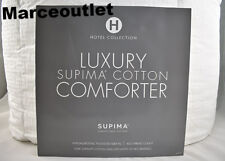 Hotel Collection Luxury Supima Cotton Full / Queen Down Alternative Comforter
