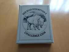 Dead Red Redemption 2 Collector Edition Challenge Coin