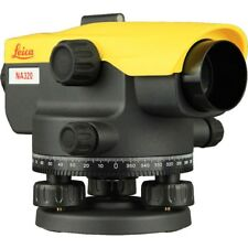 BRAND NEW LEICA NA320 AUTOMATIC (optical) LEVELS TOTAL STATION, 1 YEAR WARRANTY