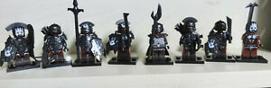 Vendo Figure Personalizzate Lord of the Rings - Signore degli Anelli - Urukai