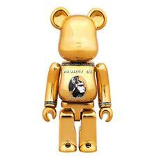 Gold Bearbrick 2014 Project 1/6 Centurion 100% Be@rbrick Medicom toy kaws chrome