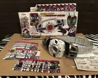 Used Kamen Masked Rider Decade Transformation Belt DX Decadriver Ganbaride Card