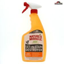 Pet Dog Stain & Odor Remover Orange Spray ~ New ~ Fast Shipping