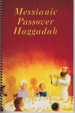 Passover Hagaddah - Messianic!  For your Messianic Jewish Seder. Yeshua.