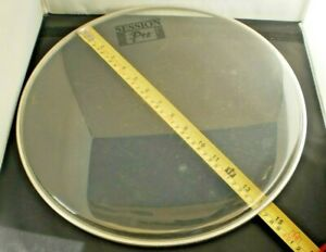 """Drum Head 14"""" Session Pro Clear"""