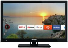 """Hitachi 24HB21T65U 24"""" 720p Smart LED TV - Black"""