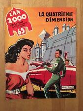 L'AN 2000 numéro 7 (1954) - TBE/NEUF