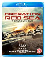 Operation Red Sea Blu-ray (2018) Yi Zhang, Lam (DIR) cert 18 ***NEW***