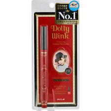 [KOJI DOLLY WINK] By Tsubasa Waterproof Liquid Eyeliner SUPER BLACK New Package