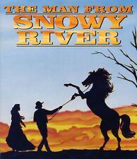 The Man From Snowy River 1982 PG drama movie, new DVD, Kirk Douglas, Australia