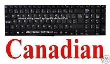 SONY SVF15213CDB SVF15415CDB SVF15325CDB Keyboard - Canadian CA