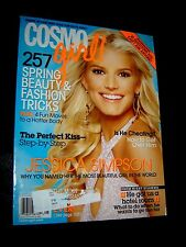 Cosmo Girl - Jessica Simpson on the cover - May 2006