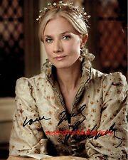 Joely Richardson Queen Catherine Parr The Tudors  Autograph UACC RD96