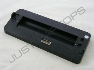 Sony Vaio VGN-TZ195N/XC VGN-TZ90HS Laptop Docking Station Port Replicator