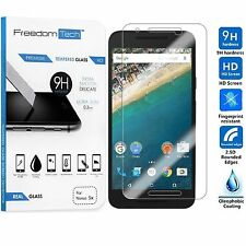 9H+ Premium Tempered Glass Film Screen Protector For LG Google Nexus 5X (2015)
