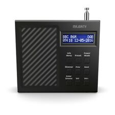 Majority Portable Digital DAB+ / DAB FM Radio Battery Rechargable