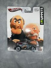 Hot Wheels Pop Culture -The Muppets Statler & Waldorf - Ford Sedan Delivery