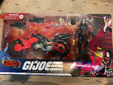 GI Joe Classified Series Baroness with Cobra COIL C.O.I.L. Target Exclusive