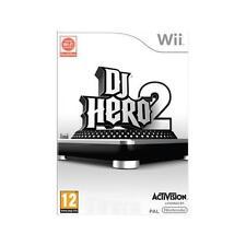 Nintendo Wii PAL version DJ Hero 2 (solo juego)