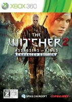 XBOX360 The Witcher 2 Assassins Of Kings Enhanced Edition Japan Import