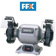Draper 29620 230V 150mm résistant Banc broyeur