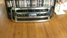 FORD F250 F350 FRONT OEM GRILL GRILLE OEM SUPERDUTY 05 06 07 2005 2006 2007
