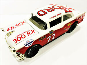 Fireball Roberts ACTION #22 Supercharged 300 H.P. '57 Ford Nascar Custom Diecast