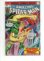 Amazing Spider-Man #154 HIGH GRADE VF/NM 9.0! ETERNALS #1 AD 1ST IKARIS! Sandman