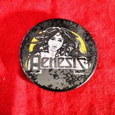 GENESIS ANSTECKNADEL PETER GABRIEL ERA - BUTTON BADGE - Phil Collins