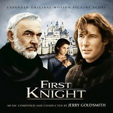 First Knight - 2 x CD Complete Score - Limited 5000 - Jerry Goldsmith