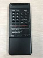 NEC Remote Control RB-958- Tested And Cleaned                              (O7)