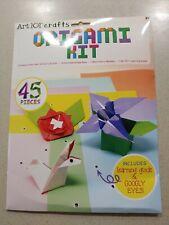 New Art 101 Crafts Origami Kit