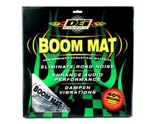 """Boom Mat Sound Deadening Material 12"""" x 23"""" 10 Sheets DEI 050210"""